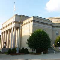Lowell Memorial Auditorium